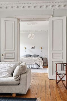 South Shore Decorating Blog: Open, Airy and Modern