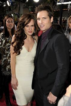 The Cullens Esme & Carlisle/New Moon, they are such beautiful people!!!