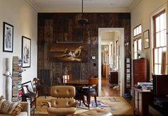 A side gallery provides a 'wall of light' to a Faubourg Marigny shotgun | NOLA.com