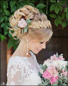 10 Schöne Updo Frisuren für Hochzeiten   Einfache Frisuren