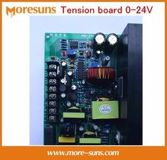 Cable machine tension board 0-24V adjustable power supply circuit board B type Magnetic powder clutch tension control board