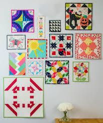 12 Adorable Mini Quilt Patterns! {one for each month of the year} — SewCanShe | Free Sewing Patterns and Tutorials