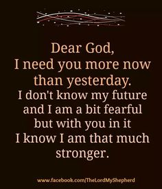 Please God Help me ♡I have so much to do & really don't know where to start  ..You know all my needs please have everything come together like you always do :)Thank you God  Amen