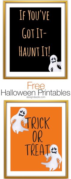 Free Printable Halloween Party Pack Pinterest Halloween parties - free halloween decorations printable