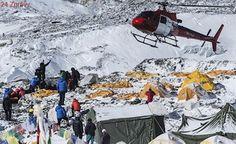 Horolezci byli vyzváni ke sběru odpadků na Everestu. S odvozem pomohou vrtulníky