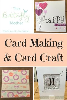 My designs for handmade greetings cards and other card craft Handmade Greetings, Greeting Cards Handmade, Finding Joy, Happy Mothers, My Design, Card Making, How To Make, Crafts, Manualidades