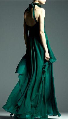 Alberta Ferretti Pre-Fall 2014 Fashion Show
