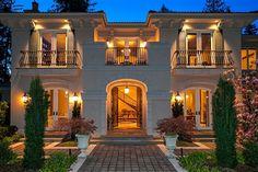 Classic Mediterranean Home in Issaquah, Washington