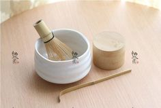 Japan Handmade Bator Matcha kit gift Maccha whisk bowl scoop white tea set scoop moderate Japanese green tea teaware tea ware #Affiliate
