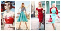 Os vestidos são as peças mais democráticas do guarda-roupa feminino, podendo ser usado em diversas ocasiões, das mais simples às mais sofisticadas.