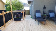 Cedar Deck, Outdoor Living, Outdoor Decor, Patio, Home Decor, Outdoor Life, Homemade Home Decor, Yard, Porch