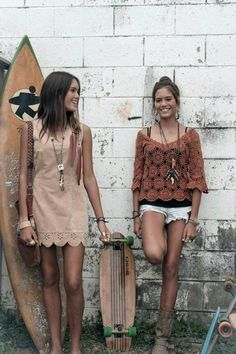 Inspirational Boho Style Outfits  The taste of Petrol and Porcelain (8)