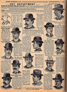 1900 hats for men - Google Search 1900 Clothing 785f26bb009