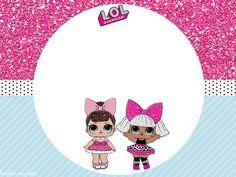 Invitations Little Girls Baby Dolls Printables