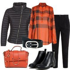 1de1229dd1 Check iconico  outfit donna Basic per tutti i giorni