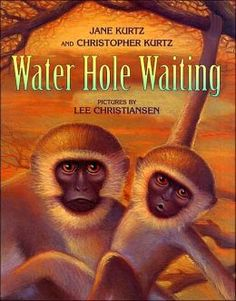 Water Hole Waiting by Jane and Christopher Kurtz is a fictional story about the animal activity in the African grasslands. A family of vervet monkeys set out on a journey to drink water from the water hole. Along the way, they have to be careful and avoid their predators. (Grade level 2.2, DRA 24 and K reading level) This story beautifully models the craft move of using adjectives to describe the setting and place of the story. This craft move helps readers visualize the activity in the…