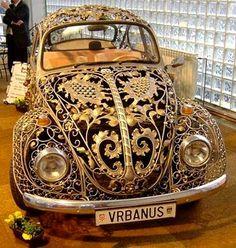 Now that's a Unique Car!