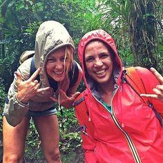 あっという間に、もうすぐシルバーウィーク! 旅行のお供にK-Wayを連れて行ってくださいね。 #kway #kwayjapan #letitrain #fashion #rainwear #シルバーウィーク #旅行 #雨 #rain #travel