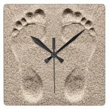 Image result for beach clock