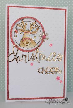 LOTV - Reindeer Trio by Karen Oliver