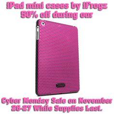 iPad mini cases by iFrogz