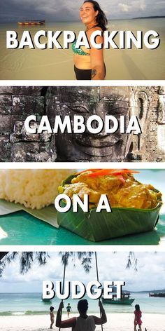 Find a fully customizable itinerary for backpacking Cambodia, learn how to travel around the country, what to eat and how to budget! #cambodia #backpacking  ***************************************Cambodia Travel | Cambodia Backpacking | Backpacking Cambodia | Cambodia Temples | Cambodia itinerary | Cambodia Sihanoukville | Cambodia Siem Reap | Cambodia travel backpacking | Cambodia tips | Southeast Asia travel | Southeast Asia trip | Southeast Asia backpacking | Southeast Asia tips