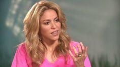 Shakira - Spanish, English, Portugese, French, Italian