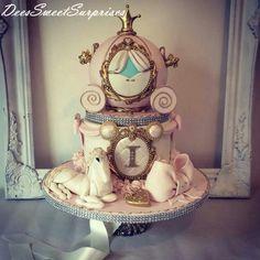 Princes Carriage Cake