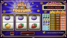 The #BellOfFortune slot is one of the #classic titles from Play N Go.  This slot has the Bell of Fortune #logo displayed in the background with different #Gold coins around, the progressive jackpot box at the top right, the pay-table below it, and #reels placed to the left of the screen.