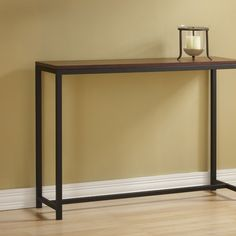 foster console table - Skinny Console Table