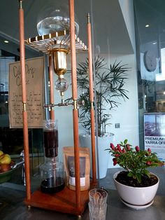 Steampunk Cold Drip Coffee Maker, Melbourne