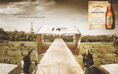 Funny #ads #posters #commercials Follow us on www.facebook.com/ApReklama  < repinned by www.apreklama.pl  https://www.instagram.com/arturjanas/  #ads #marketing #creative #poster #advertising #campaign #reklama #śmieszne #commercial #humor #beer