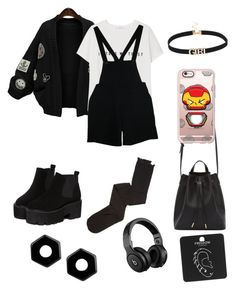 """Sneaking out with jungkook ♡"" by btssuga02 ❤ liked on Polyvore featuring PB 0110, WithChic, MANGO, American Apparel, Casetify, Intimately Free People, Beats by Dr. Dre, Marc by Marc Jacobs and Topshop"