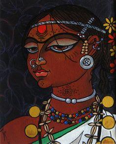 Varsha Kharatmal - artworks for sale