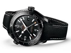 Omega Seamaster & Carbon Fiber Watch Strap | Difues Leather Blog