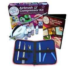Artlogic Cake Decorating Airbrush Kit : 1000+ images about Cake Decorating with Cassie Brown on ...