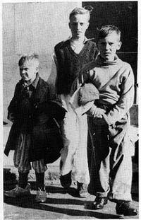 Johnny Baker, Rex Thorne,    and Jack Keeley