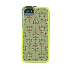 Vintage ethnic tribal aztec ornament phone SE/5/5s case