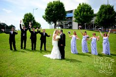 Lookouts Stadium, Chattanooga Wedding,  View of Downtown, Chattanooga Wedding Photography