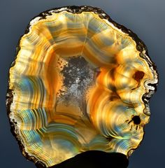 Iris Agate in the sun | Flickr - Photo Sharing!