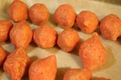 kibbe - syrian meatballs - meat stuffed meat. these are great! freezer food!
