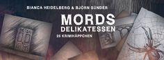 Bücher aus dem Feenbrunnen: Geburtstags Blogtour Ankündigung zu ''Mordsdelikat...