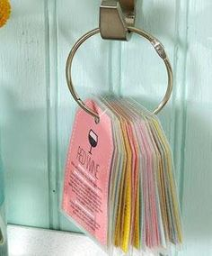 ) Take the guesswork out of stain removal by keeping a cheat sheet or care guide in your laundry area.Take the guesswork out of stain removal by keeping a cheat sheet or care guide in your laundry area.