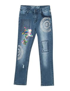 Desigual Denim, Jeans Fille. EUR 69,95