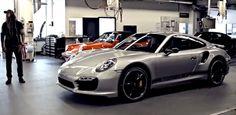 Cars - Vidéo : Magnus Walker rencontre la Porsche 911 Turbo S Exclusive GB Edition... - http://lesvoitures.fr/video-magnus-walker-911-turbo-s-exclusive-gb-edition/