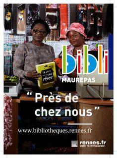 Communication en bibliothèque - Près de chez nous… Rennes