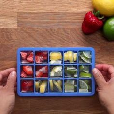 6 Ice Cube Tray Hacks To Save Your Food