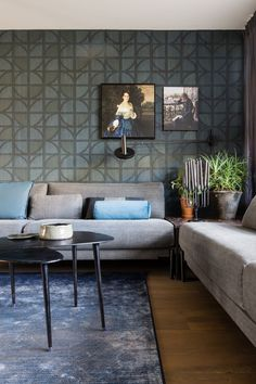 How To Hang Wallpaper, Home Wallpaper, Interior Styling, Interior Design, Hygge Home, Outdoor Furniture, Outdoor Decor, Interior Inspiration, Colour Inspiration