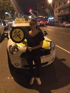 hora-voy de la setmana MARINA NAVARRO! #hoyvoy #autoescuela #santacoloma