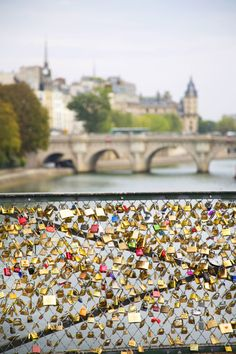 Paris Is Auctioning Off Its Famous 'Love Locks' And Donating Proceeds To Refugees